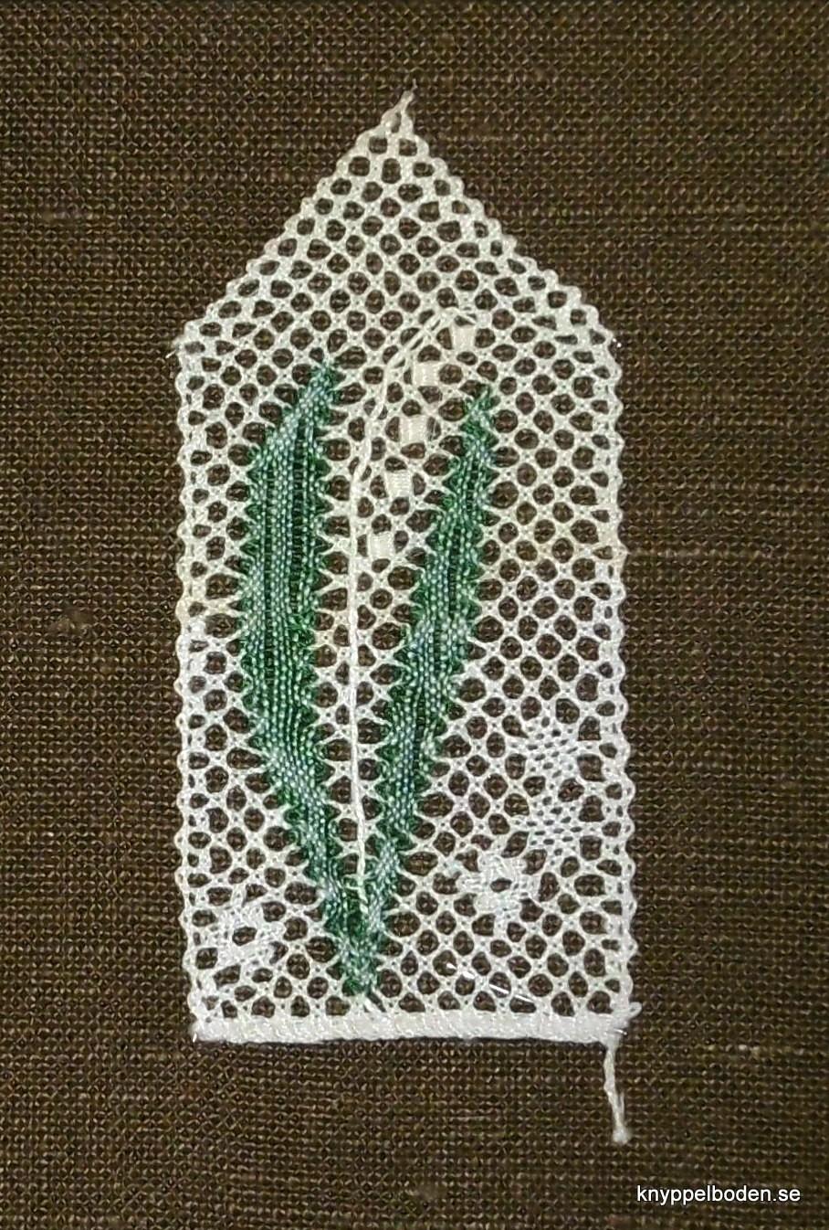 Liljekonvalj 4,5x8,5 cm