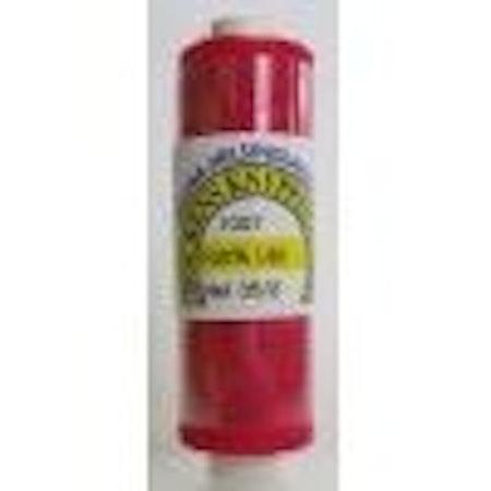 Bockens knyppelgarn 35/2 1007 röd 12,5 gr/rle