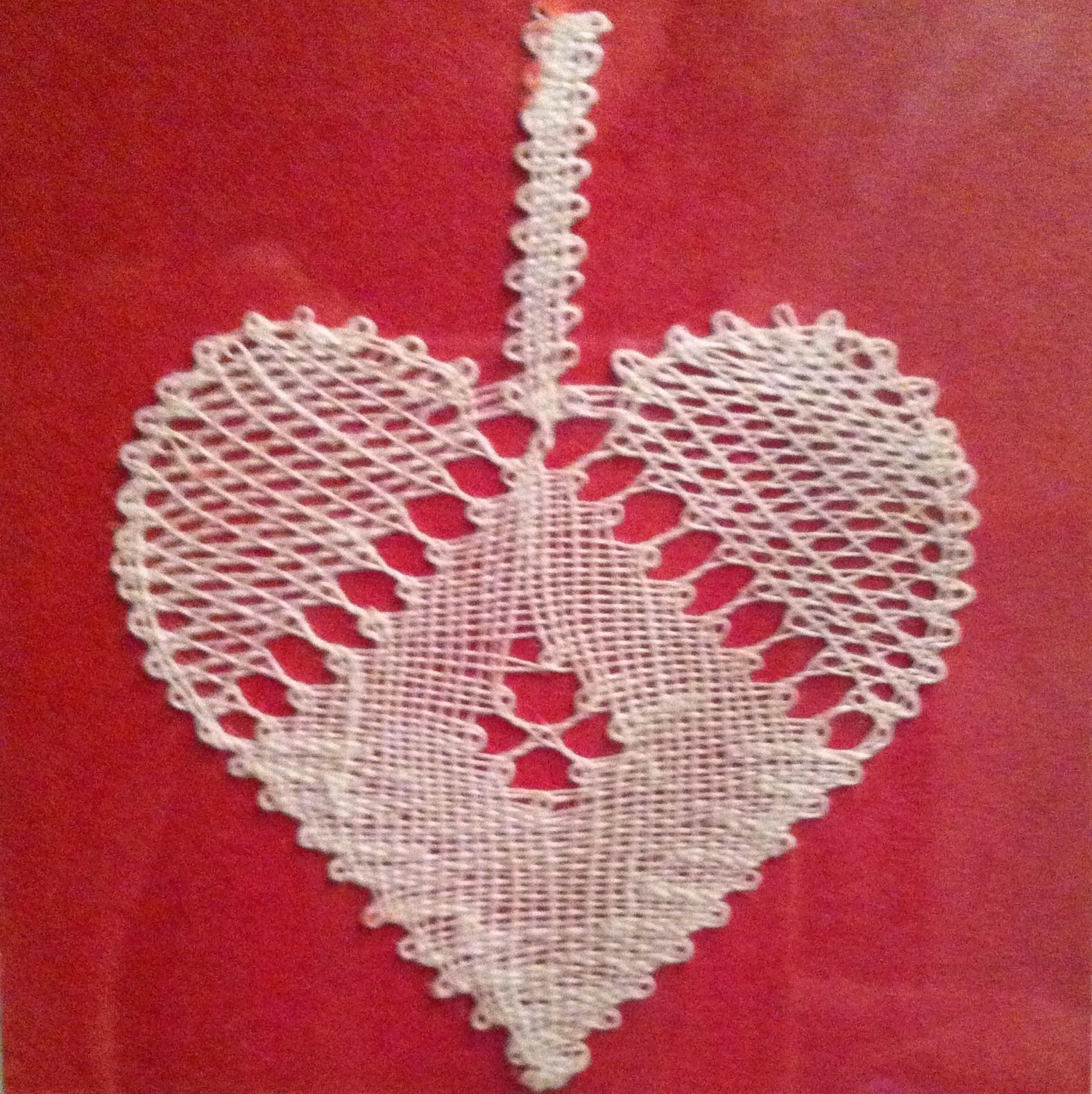 Hjärta  4x5,5 cm