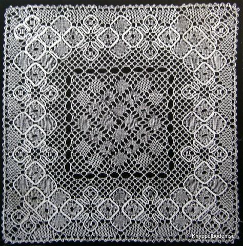 Brabantband 15,5x15,5 cm