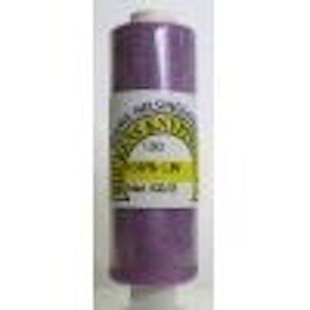 Bockens knyppelgarn 60/2 130 violett 12,5 gr/rle