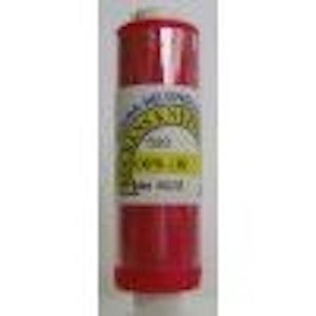 Bockens knyppelgarn 60/2 520 röd 12,5 gr/rle