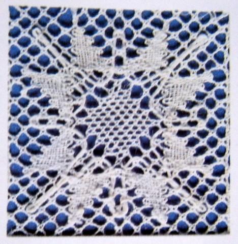 Froststjärna 4,5x4,5 cm