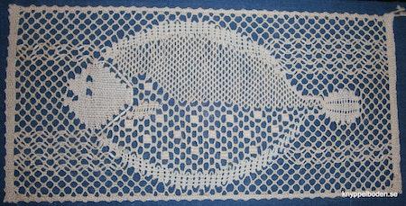 Plattfisk 16x33 cm