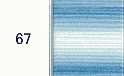 DMC 80 67 ombré ljusljusblå-ljusblå