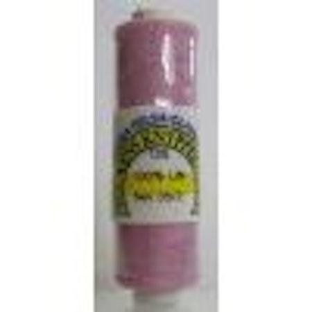 Bockens knyppelgarn 35/2 125 rosa 12,5 gr/rle