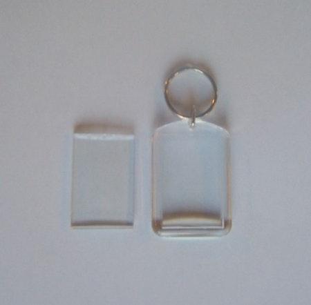 Nyckelbricka innermått 2,3x3,5 cm 3 st
