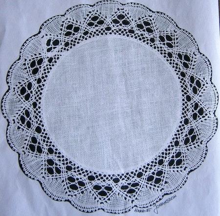 Brabanthjärta diameter 16,5 cm
