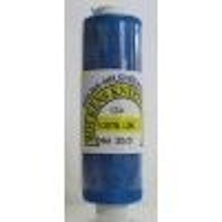 Bockens knyppelgarn 35/2 134 blå 12,5 gr/rle