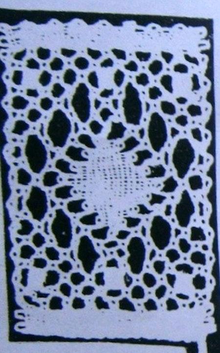 Motiv nr 1 2,2x3,4 cm, Ulla Fagerlin