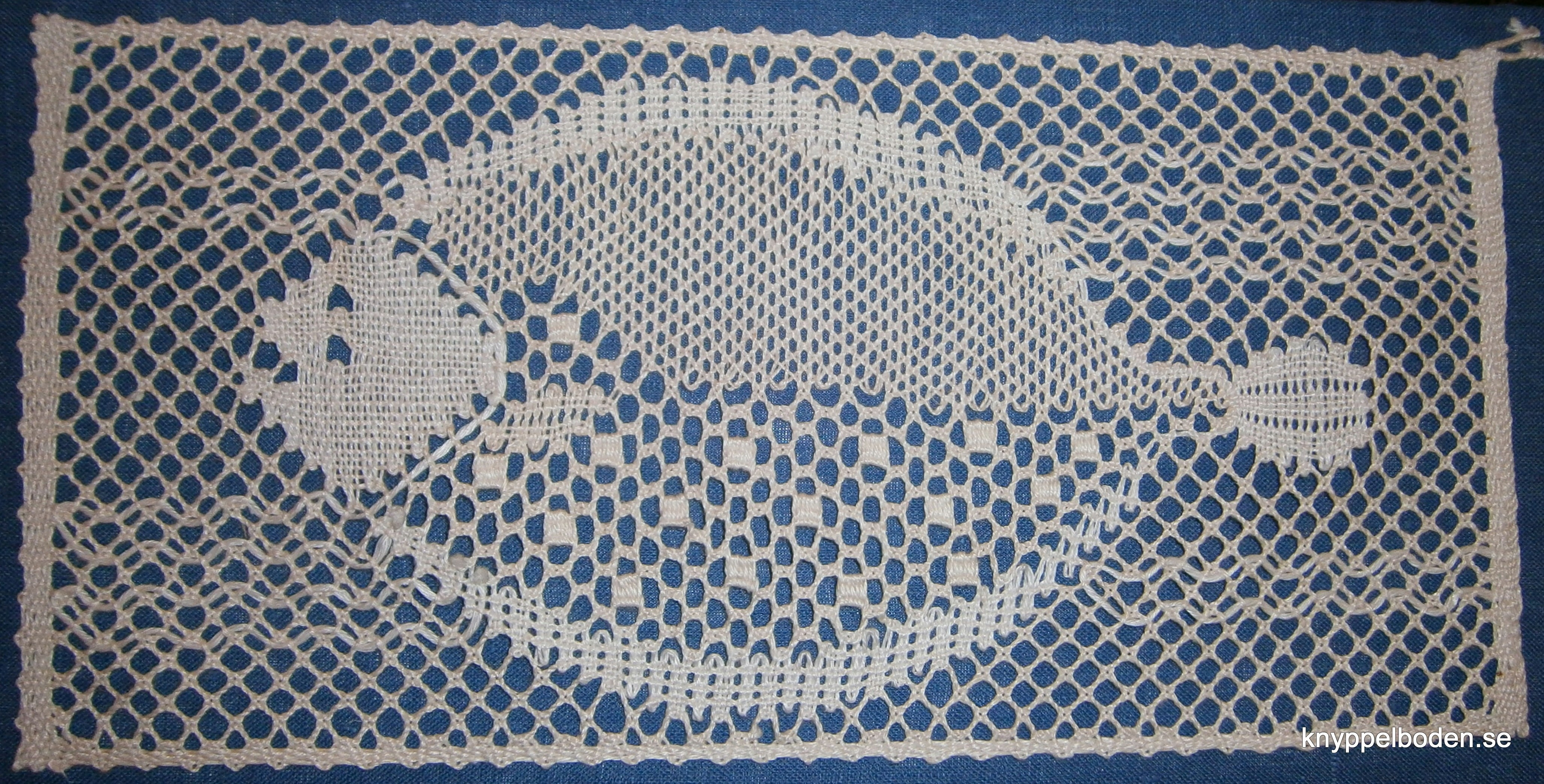 Plattfisk  8x18,5 cm