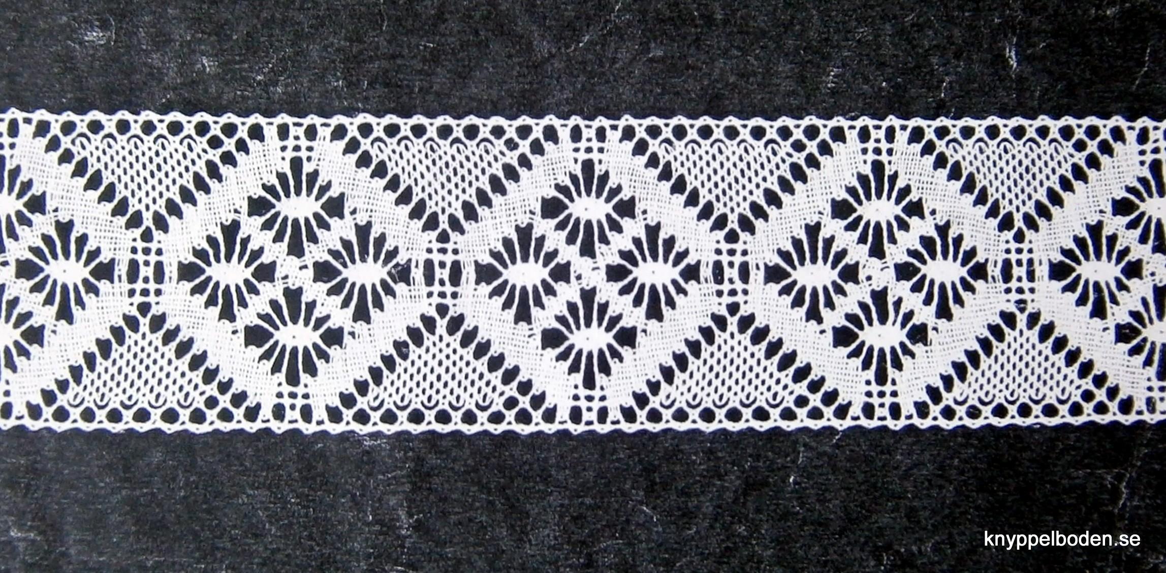 Mormors spets bredd 5 cm
