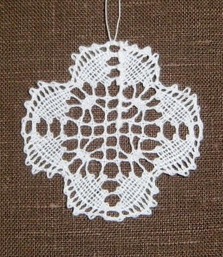 Lavendel 5,5x5,5 cm