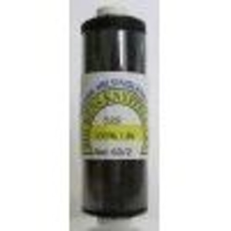 Bockens knyppelgarn 60/2 522 svart 12,5 gr/rle