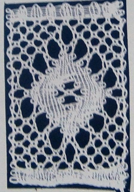 Motiv nr 13, 2,2x3,4 cm Ulla Fagerlin