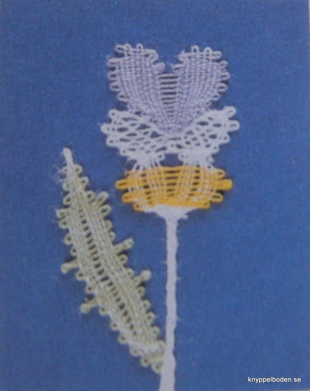 Styvmorsviol 4,5x2,5 cm