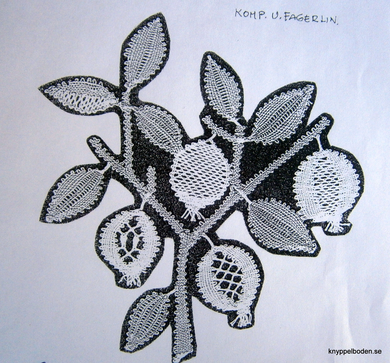 Äppelkvisten 14,5x13,5 cm