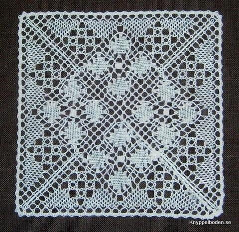 Vintergäck 13,5x13,5 cm
