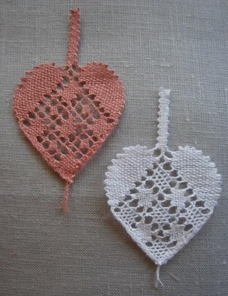 Hildurs hjärtan   5,5x8 cm