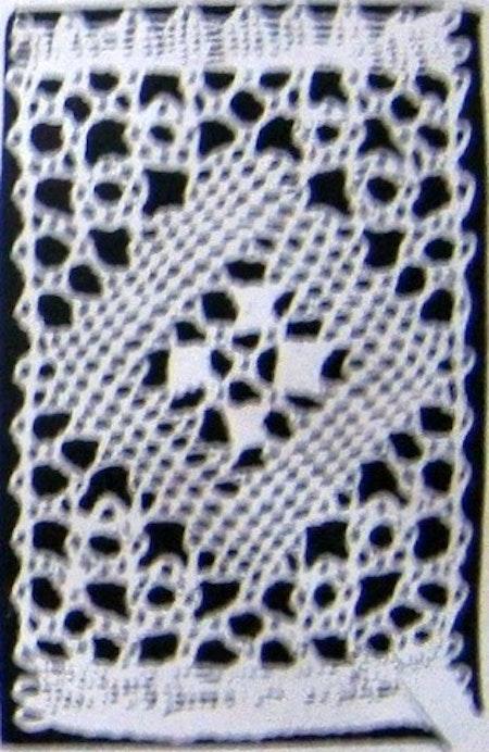 Motiv nr 11 2,2x3,4 cm, Ulla Fagerlin