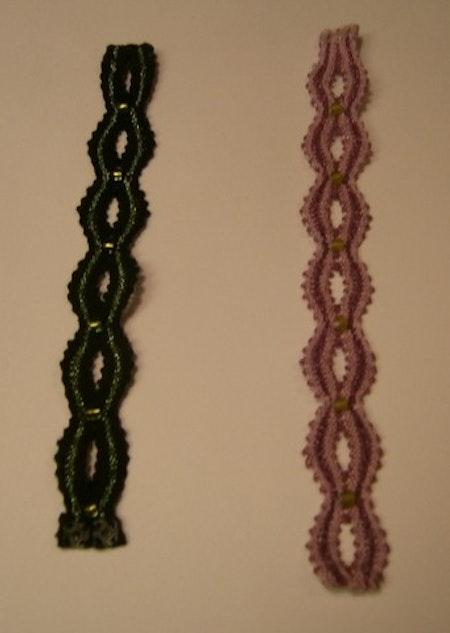 Amalia bredd 2,5 cm (armband)