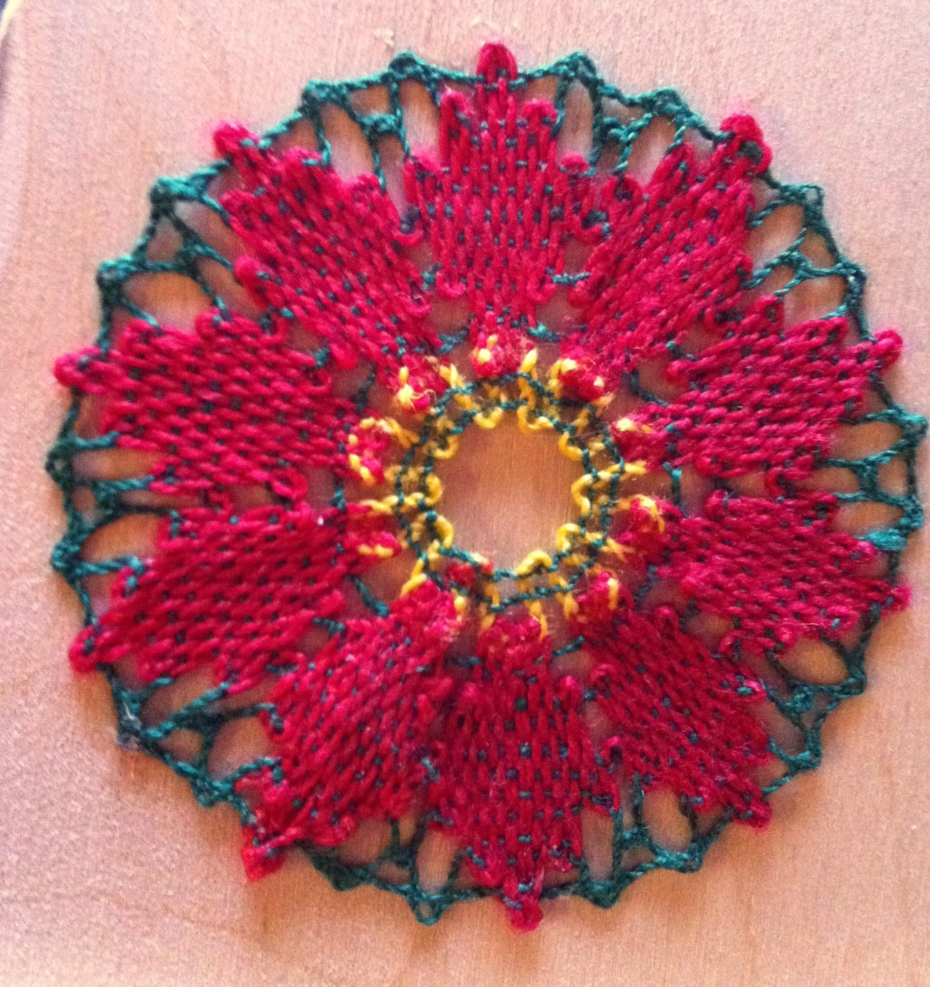 Julstjärna   5,5x5,5 cm
