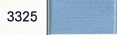 DMC 80 3325 ljusblå