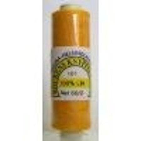 Bockens knyppelgarn 60/2 101 gul 12,5 gr/rle