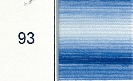 DMC 80 93 ombré ljusblå-mörktblå
