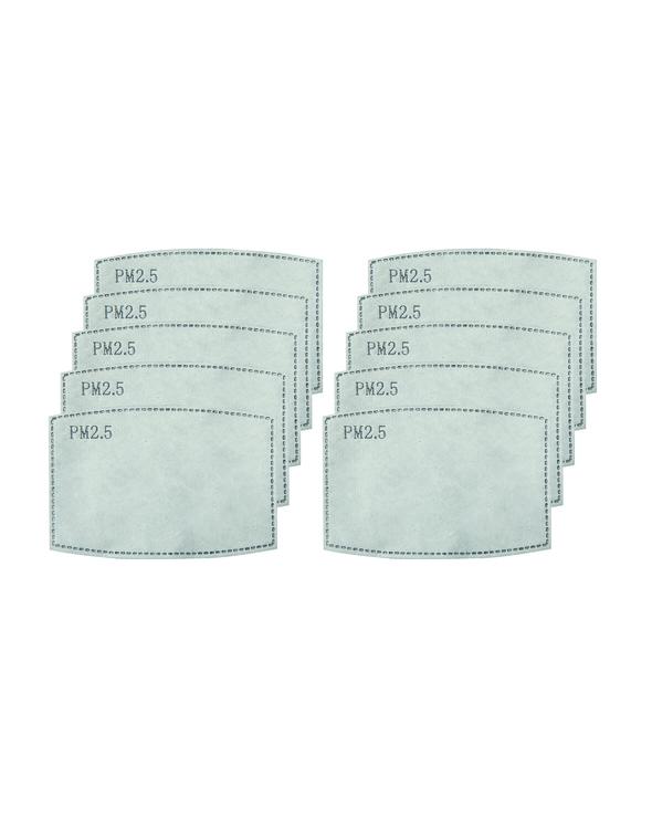 Filter med aktivt kol 10-pack