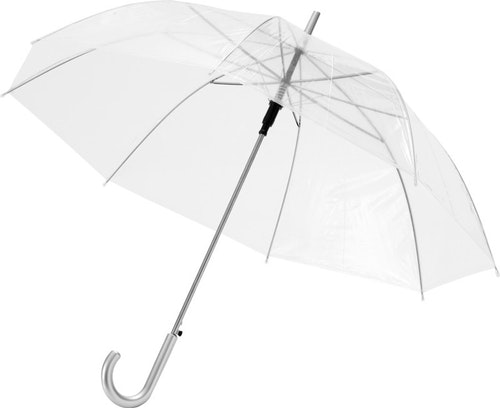 Transparent paraply