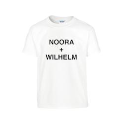 Noora + Wilhelm t-shirt