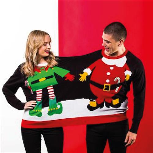Buddel Santa/Elf