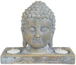 Buddha Zen, Värmeljushållare