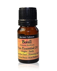 Basilika Eterisk Olja, Ancient Wisdom, 10ml