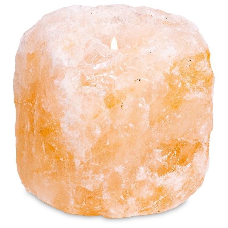 Ljushållare i Saltkristall 800-1200g
