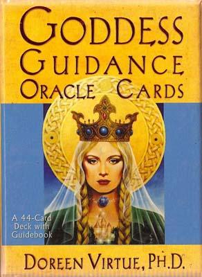 Godess Guidance Oracle Cards, Orakelkort