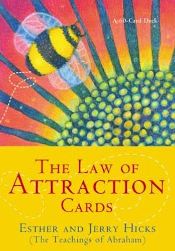 The Law of Attraction Cards, av Esther och Jerry Hicks
