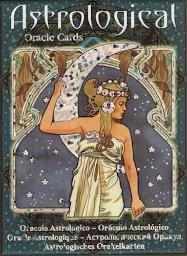 Astrological Oracle Cards, Orakelkort
