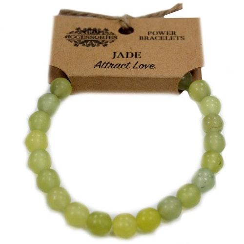 Armband i Jade