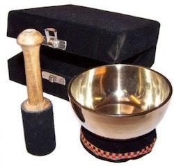Tibetansk Sångskål, Set