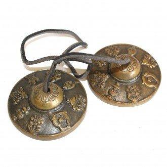 Tingshas, Tibetanska Meditationsklockor