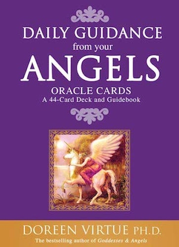 Daily guidance from your angels, Orakelkort