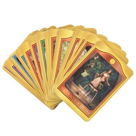Akashic Tarot, Tarotkortlek