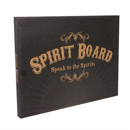 Spirit Board Skull, Ouijabräda