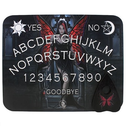 Spirit Board Aracnafaria, Ouijabräda
