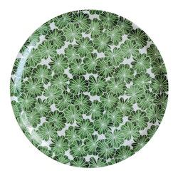 2:a-sortering Daggkåpa Bricka grön 38cm
