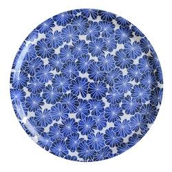 2:a-sortering Daggkåpa Bricka blå 38cm