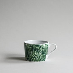 Kopp Funkia grön 24 cl