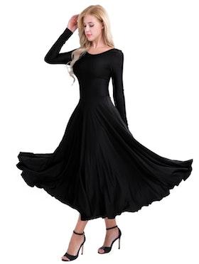 Standardklänning svart